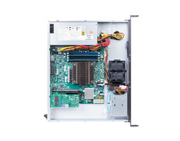 1HE Intel Single-CPU RI1102H Server - Innenansicht